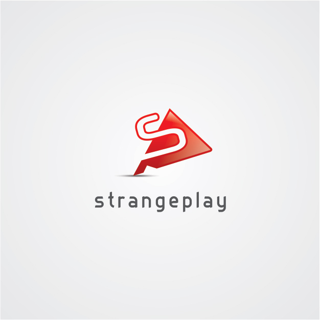 Logo Design by vdhadse - Entry No. 40 in the Logo Design Contest Strange Play Logo Design.