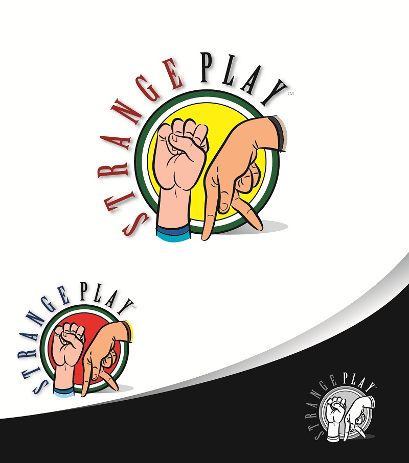 Logo Design by kowreck - Entry No. 45 in the Logo Design Contest Strange Play Logo Design.