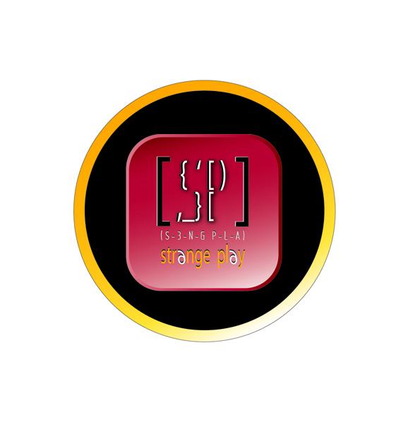 Logo Design by kowreck - Entry No. 48 in the Logo Design Contest Strange Play Logo Design.