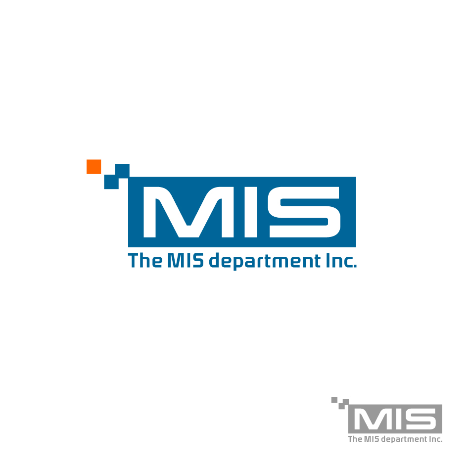 Logo Design by Private User - Entry No. 3 in the Logo Design Contest The MIS Department, Inc..