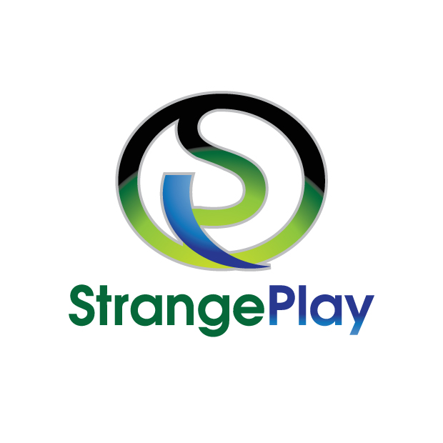 Logo Design by stormbighit - Entry No. 53 in the Logo Design Contest Strange Play Logo Design.