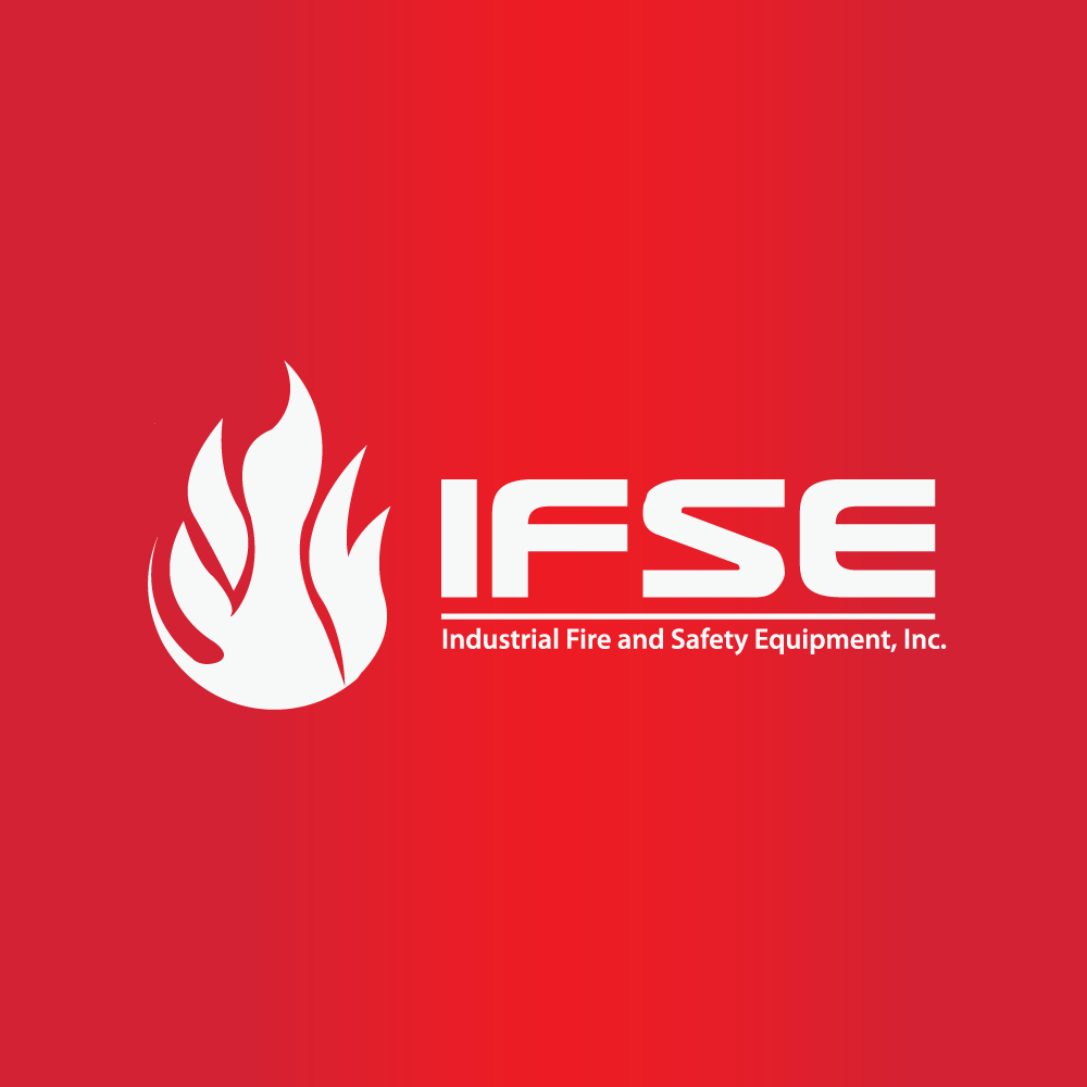 Logo Design by rockin - Entry No. 4 in the Logo Design Contest New Logo Design for Industrial Fire and Safety Equipment, Inc..