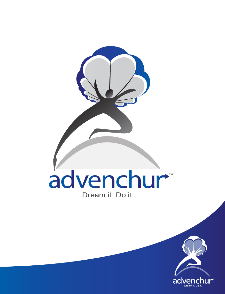 Logo Design by kowreck - Entry No. 26 in the Logo Design Contest Logo design for fun and exciting experience/adventure business!.