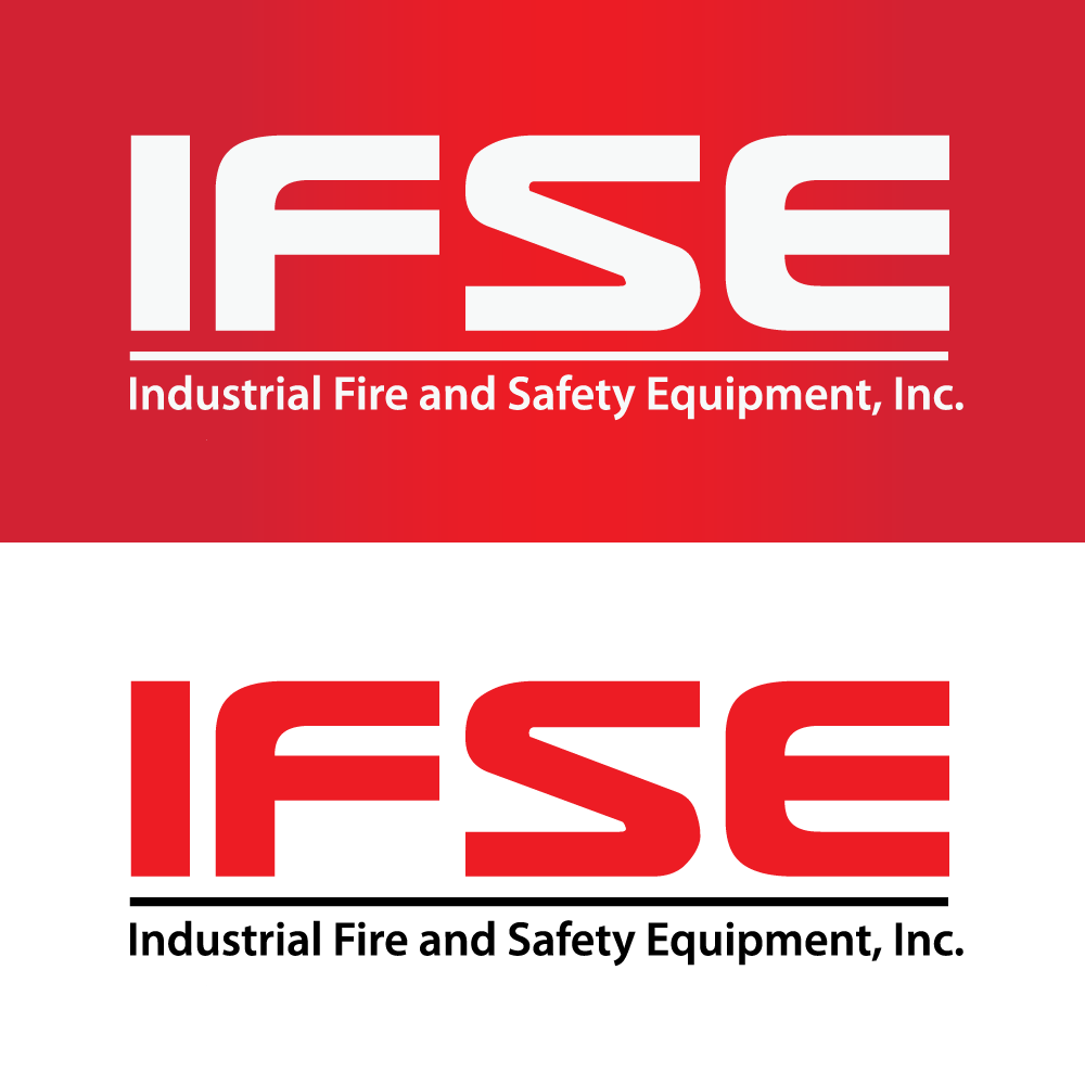 Logo Design by rockin - Entry No. 17 in the Logo Design Contest New Logo Design for Industrial Fire and Safety Equipment, Inc..