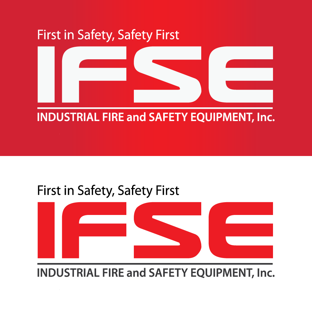 Logo Design by rockin - Entry No. 20 in the Logo Design Contest New Logo Design for Industrial Fire and Safety Equipment, Inc..