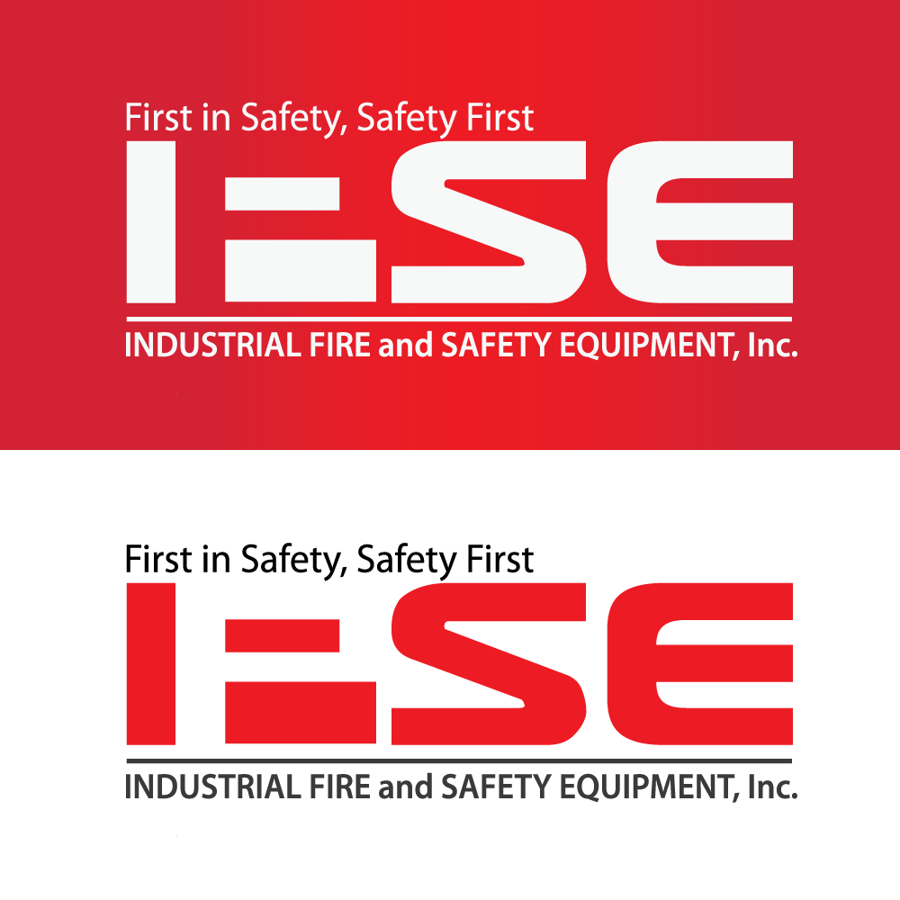 Logo Design by rockin - Entry No. 22 in the Logo Design Contest New Logo Design for Industrial Fire and Safety Equipment, Inc..