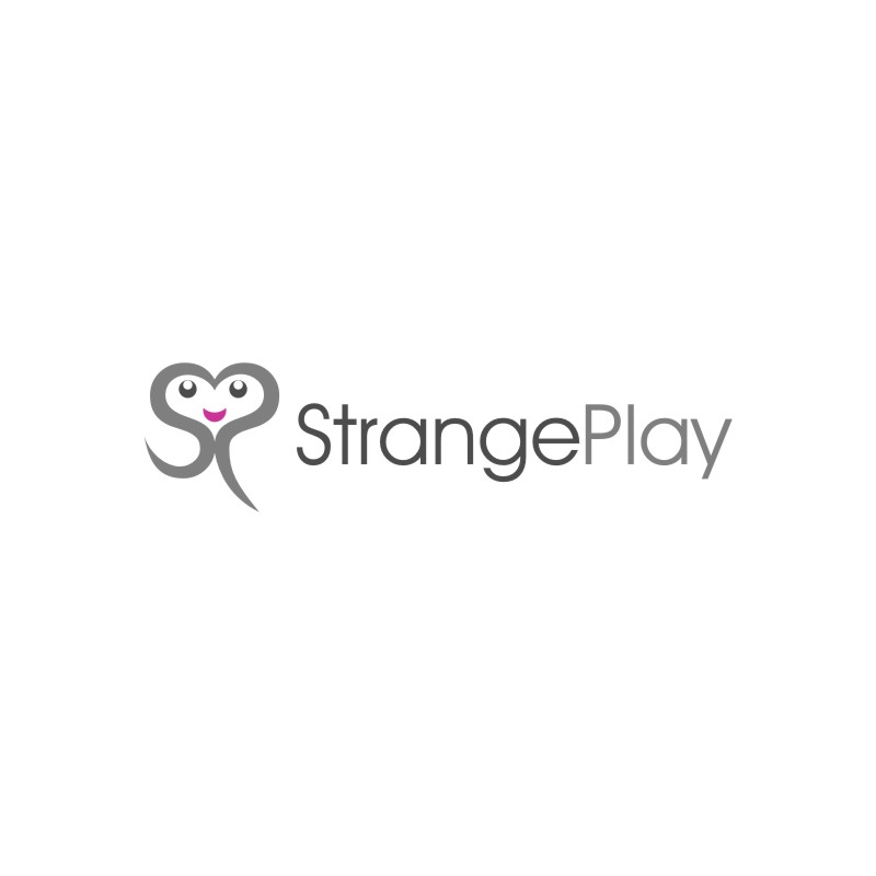 Logo Design by untung - Entry No. 64 in the Logo Design Contest Strange Play Logo Design.