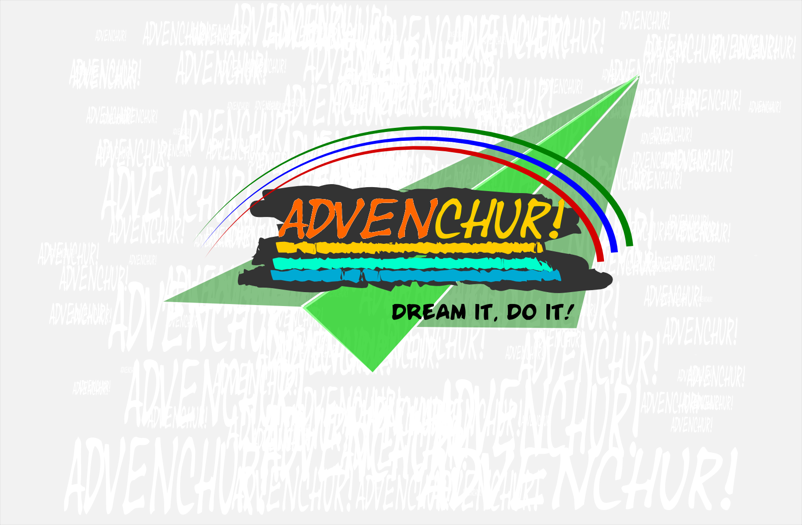 Logo Design by Joseph calunsag Cagaanan - Entry No. 47 in the Logo Design Contest Logo design for fun and exciting experience/adventure business!.