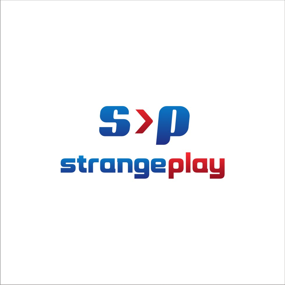 Logo Design by graphicleaf - Entry No. 74 in the Logo Design Contest Strange Play Logo Design.