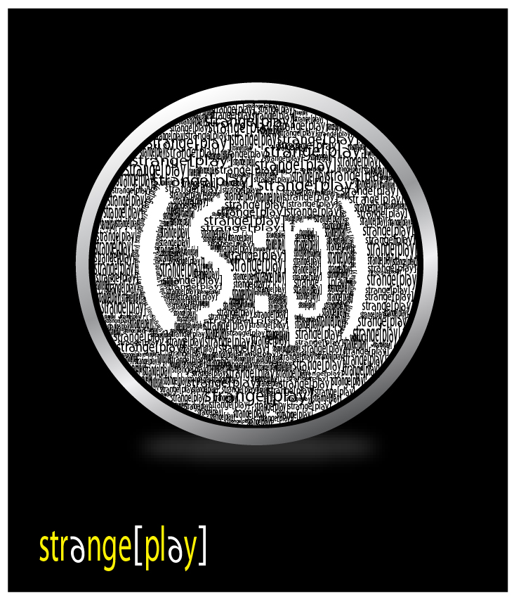 Logo Design by kowreck - Entry No. 75 in the Logo Design Contest Strange Play Logo Design.