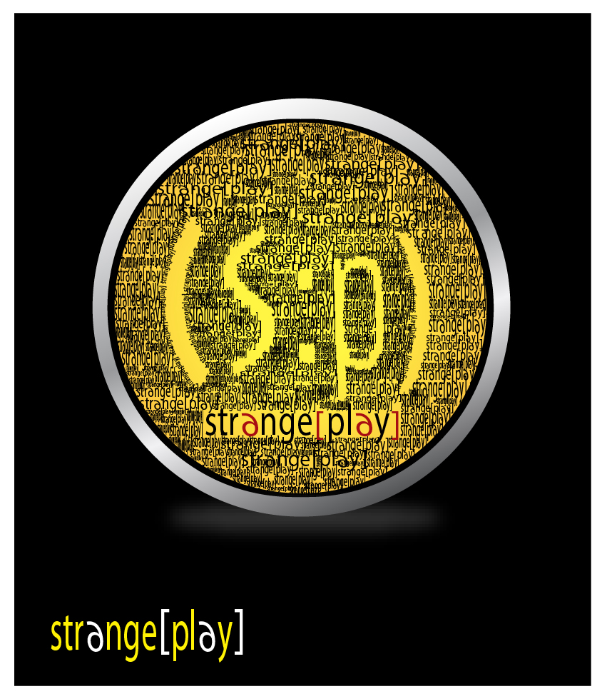 Logo Design by kowreck - Entry No. 76 in the Logo Design Contest Strange Play Logo Design.