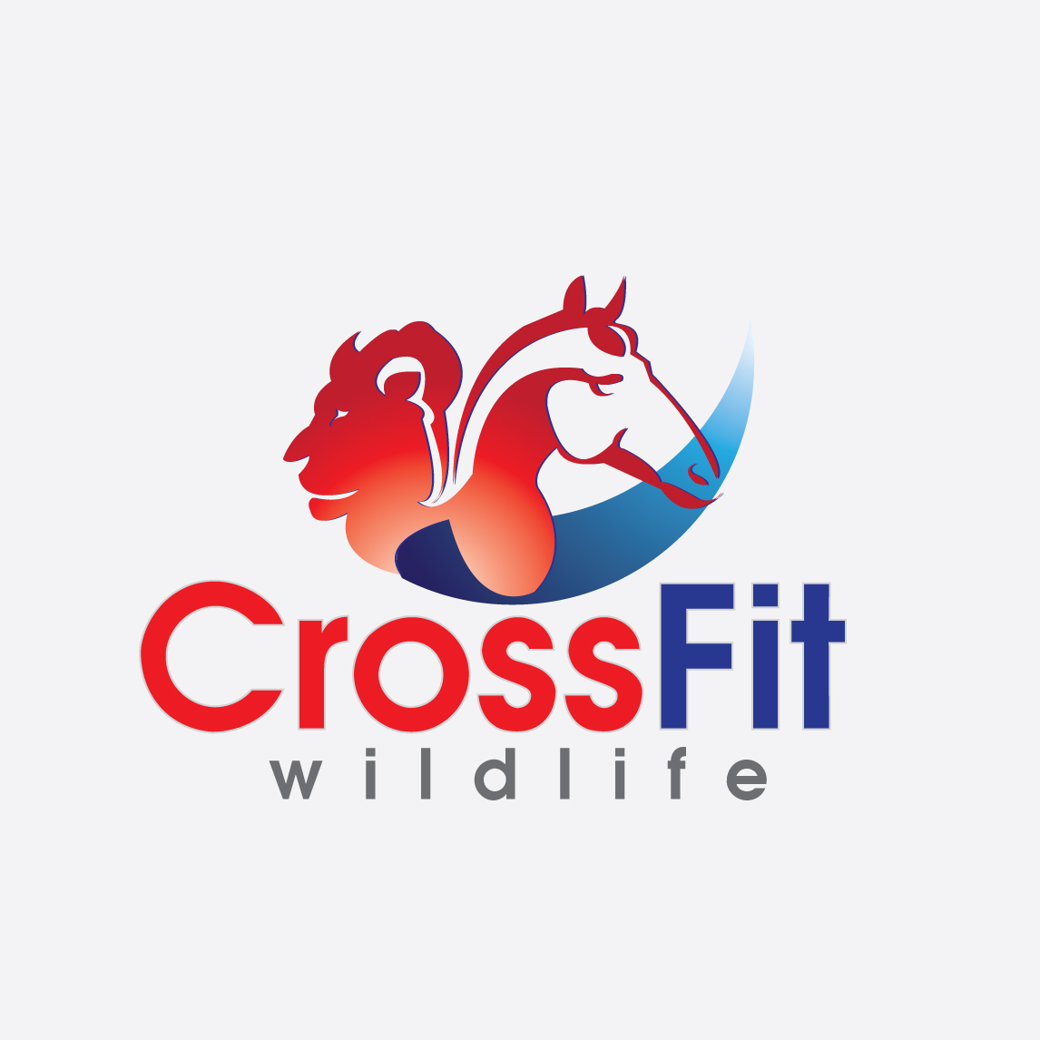 Logo Design by stormbighit - Entry No. 1 in the Logo Design Contest Unique Logo Design Wanted for CrossFit Wildlife.