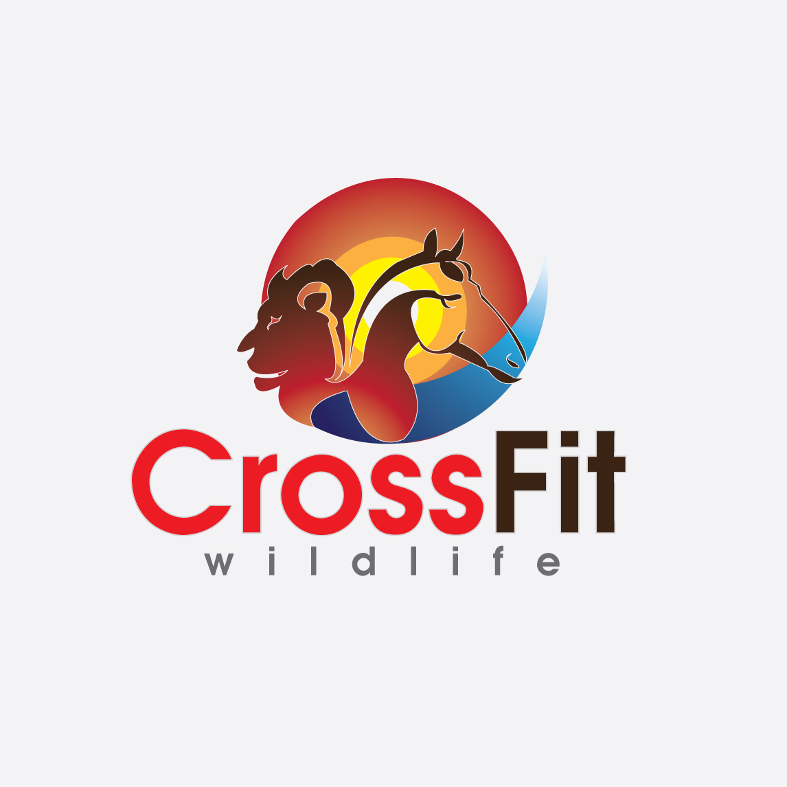 Logo Design by stormbighit - Entry No. 2 in the Logo Design Contest Unique Logo Design Wanted for CrossFit Wildlife.