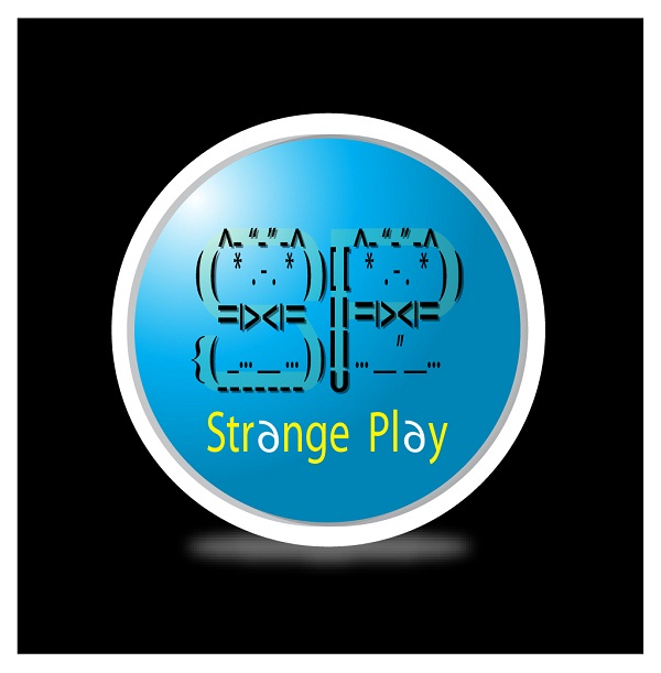 Logo Design by kowreck - Entry No. 77 in the Logo Design Contest Strange Play Logo Design.