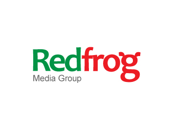Logo Design by designaurus - Entry No. 6 in the Logo Design Contest New Logo Design for Red Frog Media Group.