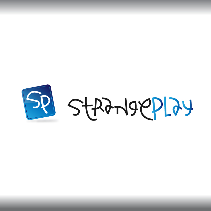 Logo Design by trav - Entry No. 80 in the Logo Design Contest Strange Play Logo Design.
