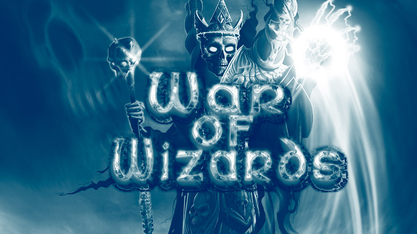 Banner Ad Design by Private User - Entry No. 39 in the Banner Ad Design Contest Banner Ad Design - War of Wizards (fantasy game).