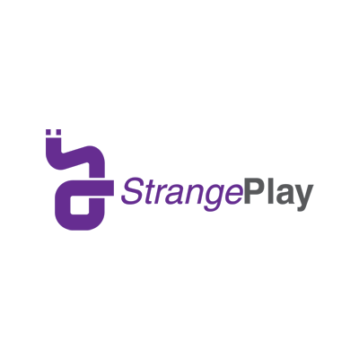 Logo Design by juppin - Entry No. 82 in the Logo Design Contest Strange Play Logo Design.
