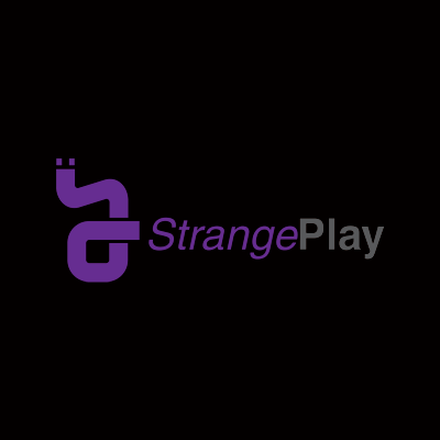 Logo Design by juppin - Entry No. 83 in the Logo Design Contest Strange Play Logo Design.