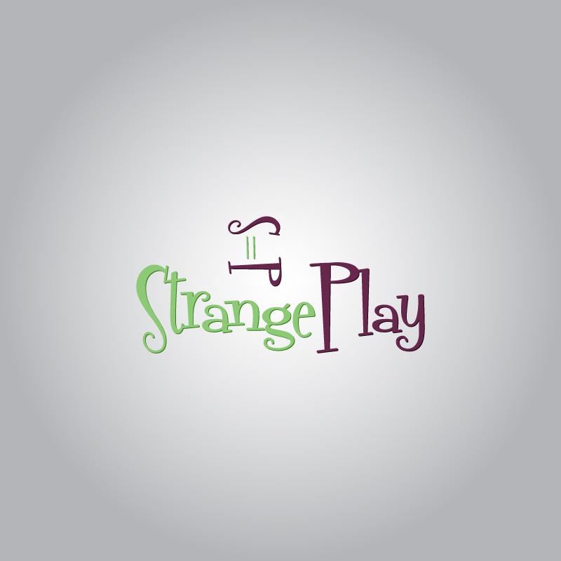 Logo Design by trav - Entry No. 84 in the Logo Design Contest Strange Play Logo Design.