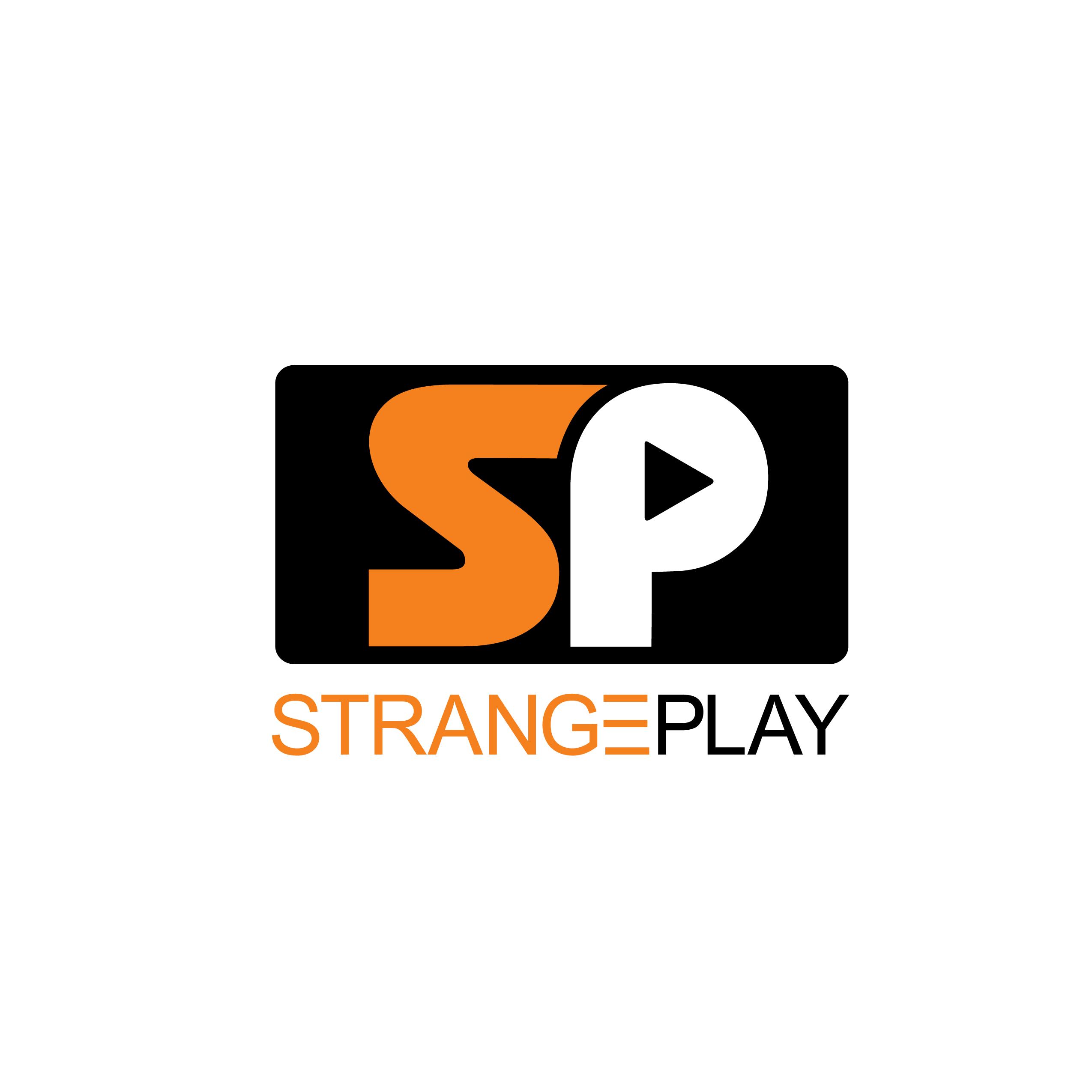 Logo Design by xpert - Entry No. 86 in the Logo Design Contest Strange Play Logo Design.