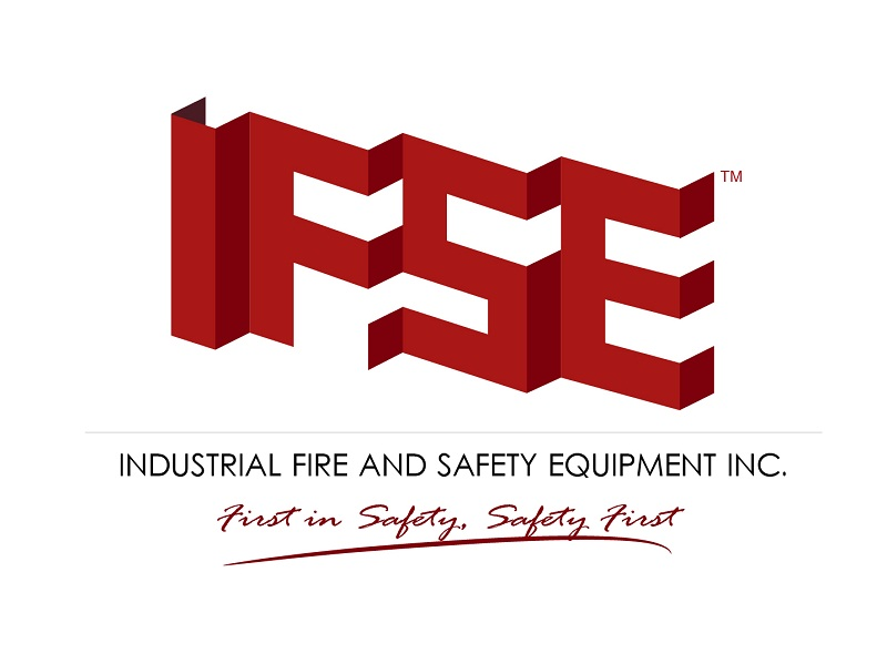 Logo Design by kowreck - Entry No. 99 in the Logo Design Contest New Logo Design for Industrial Fire and Safety Equipment, Inc..