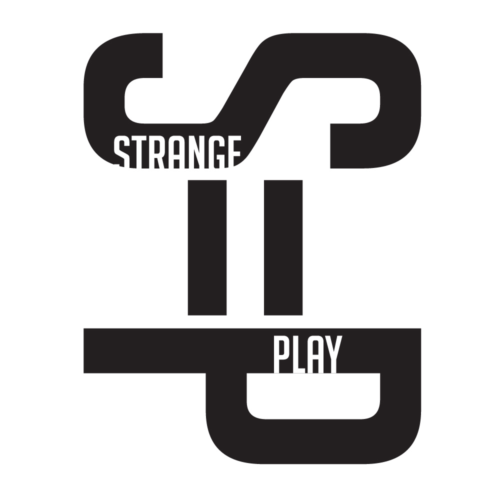 Logo Design by caseofdesign - Entry No. 89 in the Logo Design Contest Strange Play Logo Design.