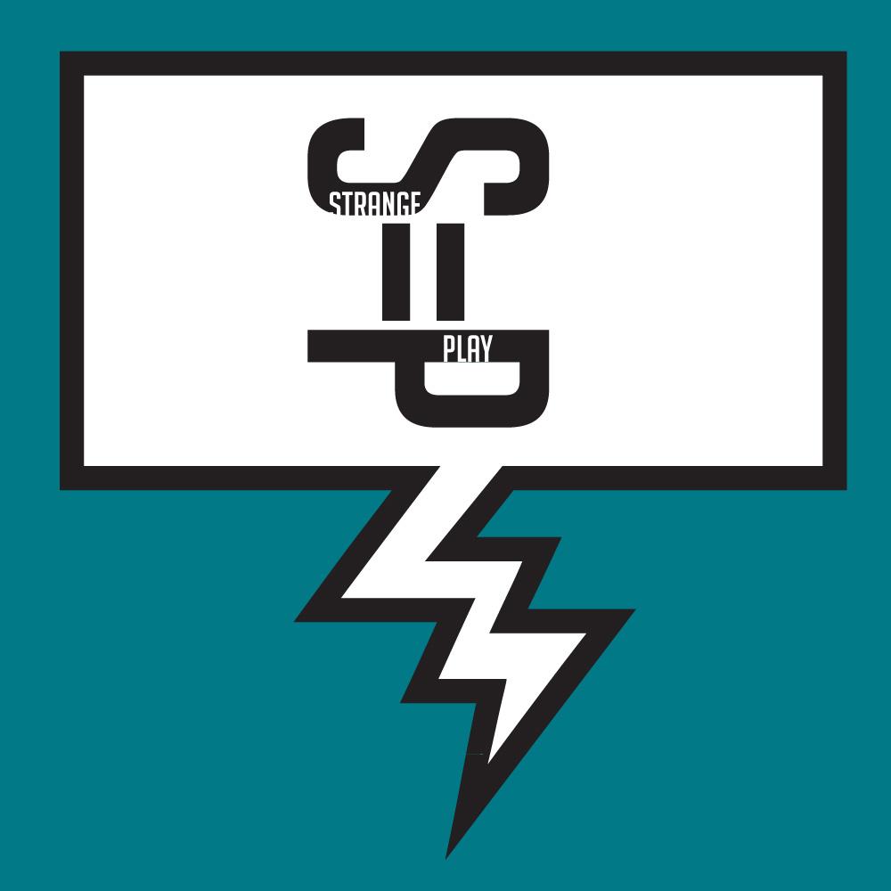 Logo Design by caseofdesign - Entry No. 91 in the Logo Design Contest Strange Play Logo Design.