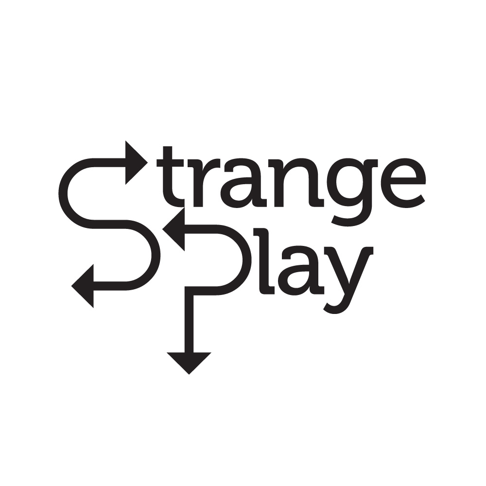 Logo Design by caseofdesign - Entry No. 93 in the Logo Design Contest Strange Play Logo Design.