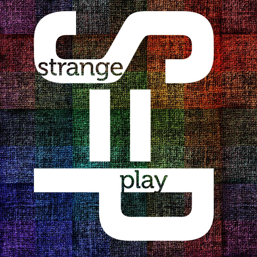 Logo Design by caseofdesign - Entry No. 94 in the Logo Design Contest Strange Play Logo Design.