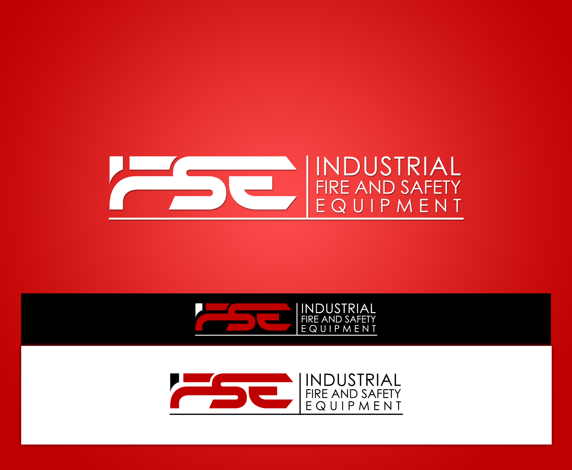 Logo Design by Yans - Entry No. 102 in the Logo Design Contest New Logo Design for Industrial Fire and Safety Equipment, Inc..