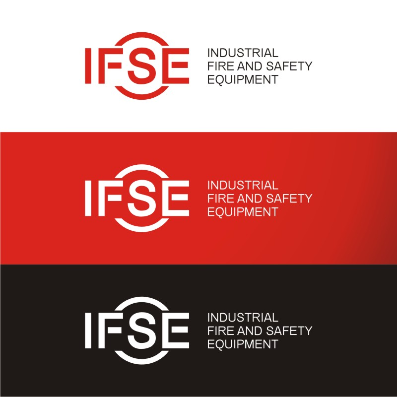 Logo Design by Private User - Entry No. 105 in the Logo Design Contest New Logo Design for Industrial Fire and Safety Equipment, Inc..