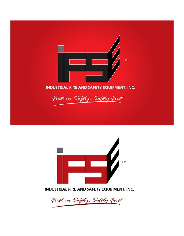 Logo Design by kowreck - Entry No. 108 in the Logo Design Contest New Logo Design for Industrial Fire and Safety Equipment, Inc..