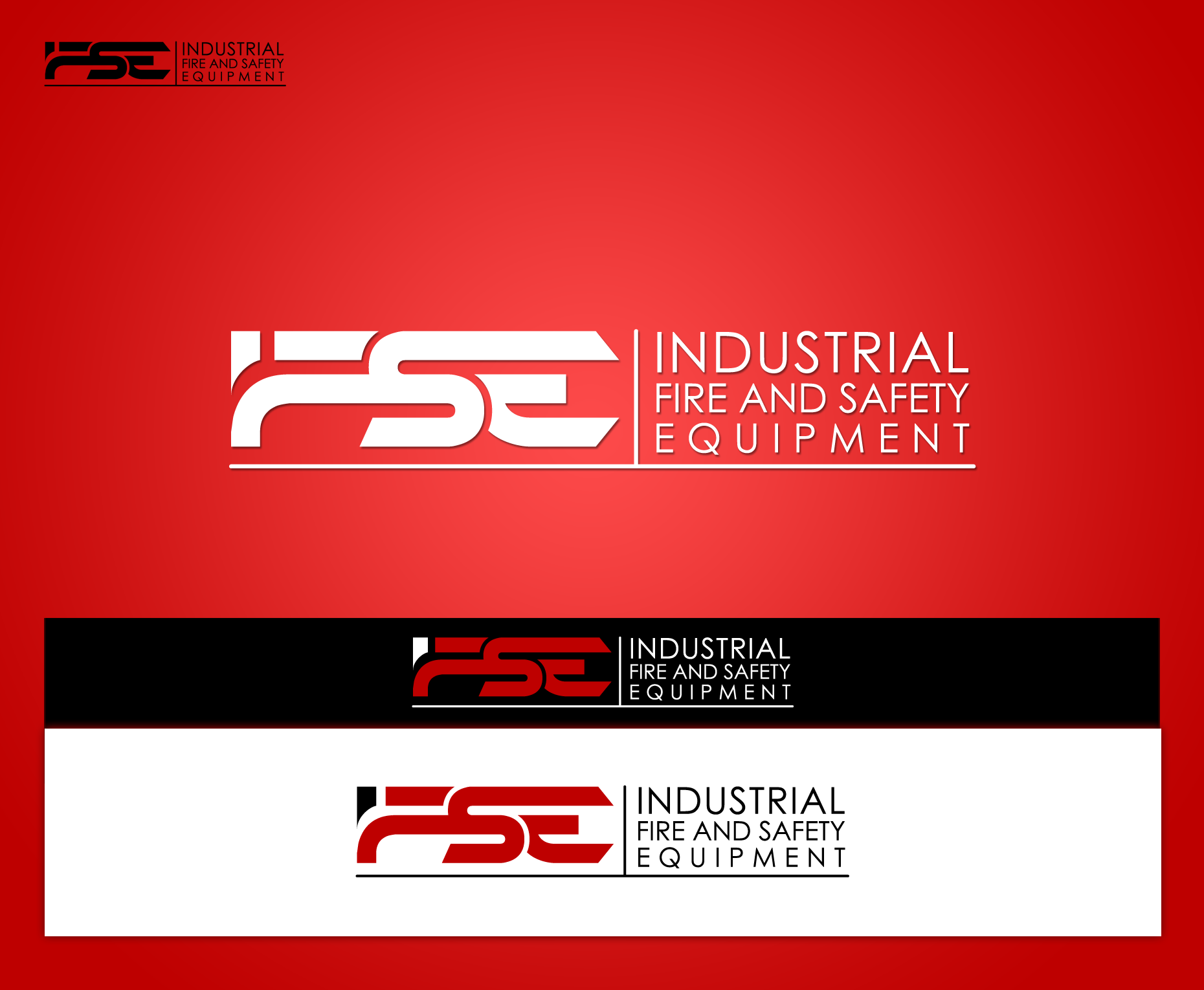 Logo Design by Yans - Entry No. 111 in the Logo Design Contest New Logo Design for Industrial Fire and Safety Equipment, Inc..