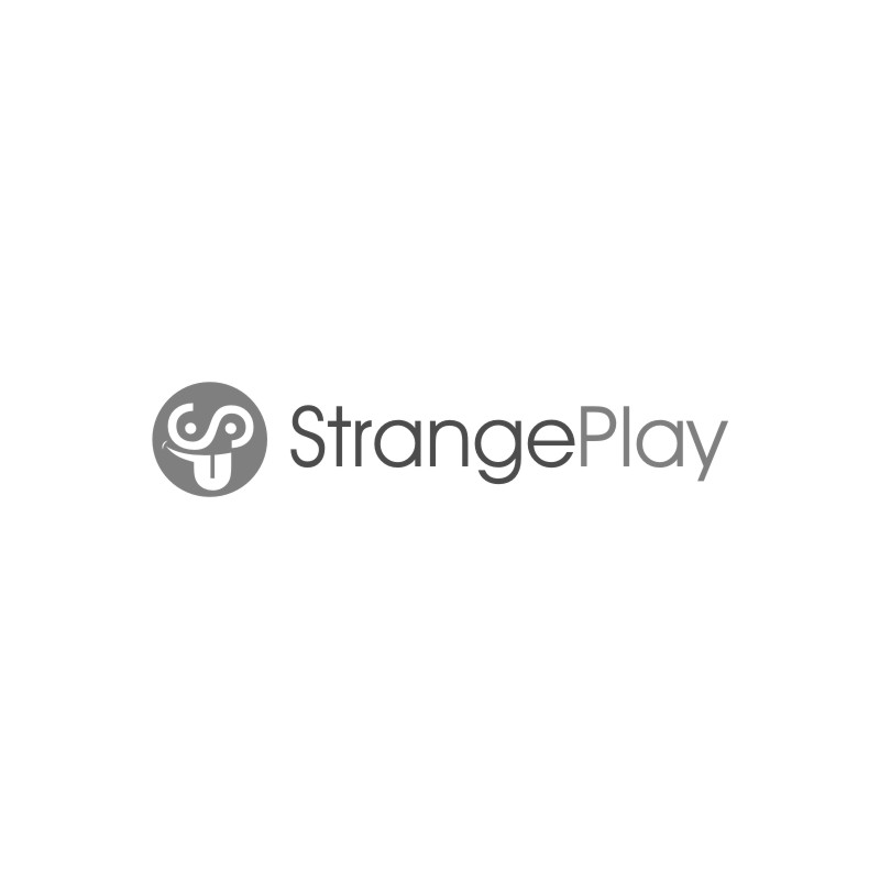 Logo Design by untung - Entry No. 96 in the Logo Design Contest Strange Play Logo Design.
