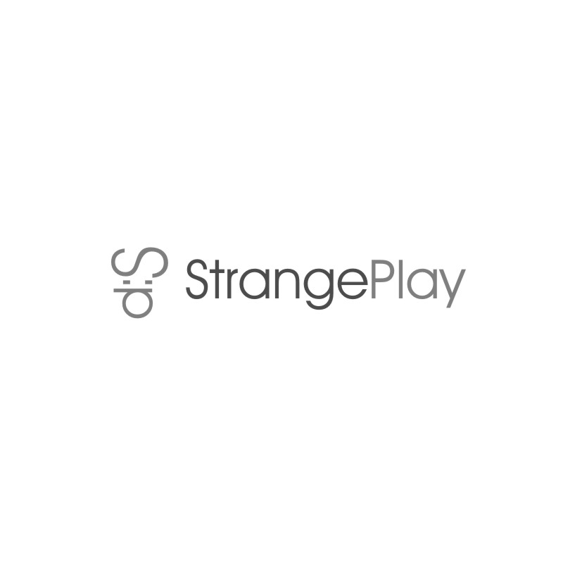 Logo Design by untung - Entry No. 97 in the Logo Design Contest Strange Play Logo Design.