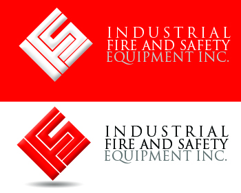 Logo Design by JohnSparks - Entry No. 137 in the Logo Design Contest New Logo Design for Industrial Fire and Safety Equipment, Inc..