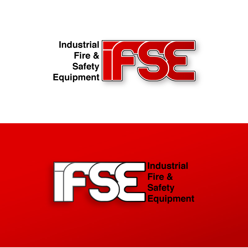 Logo Design by trav - Entry No. 138 in the Logo Design Contest New Logo Design for Industrial Fire and Safety Equipment, Inc..