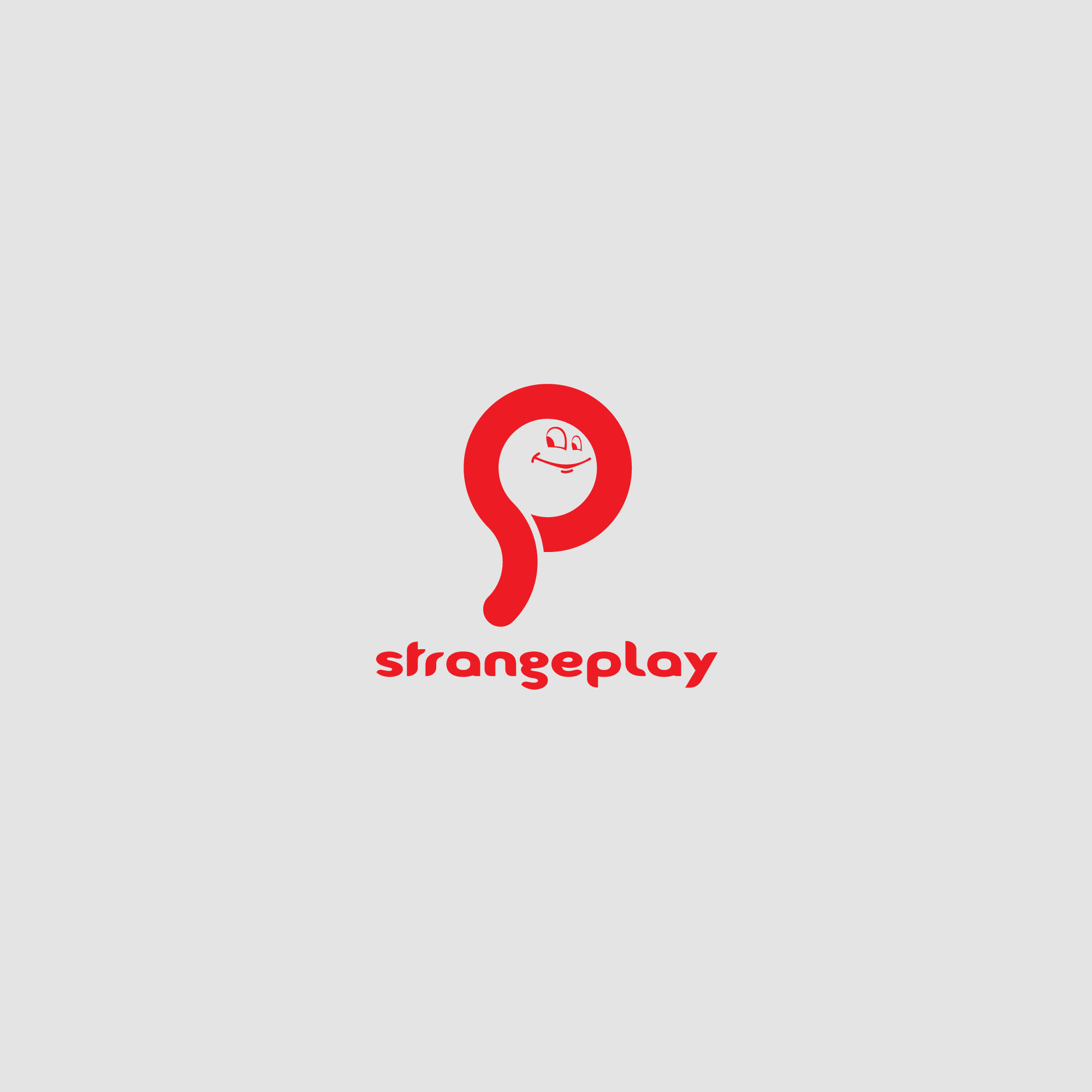 Logo Design by tanganpanas - Entry No. 109 in the Logo Design Contest Strange Play Logo Design.