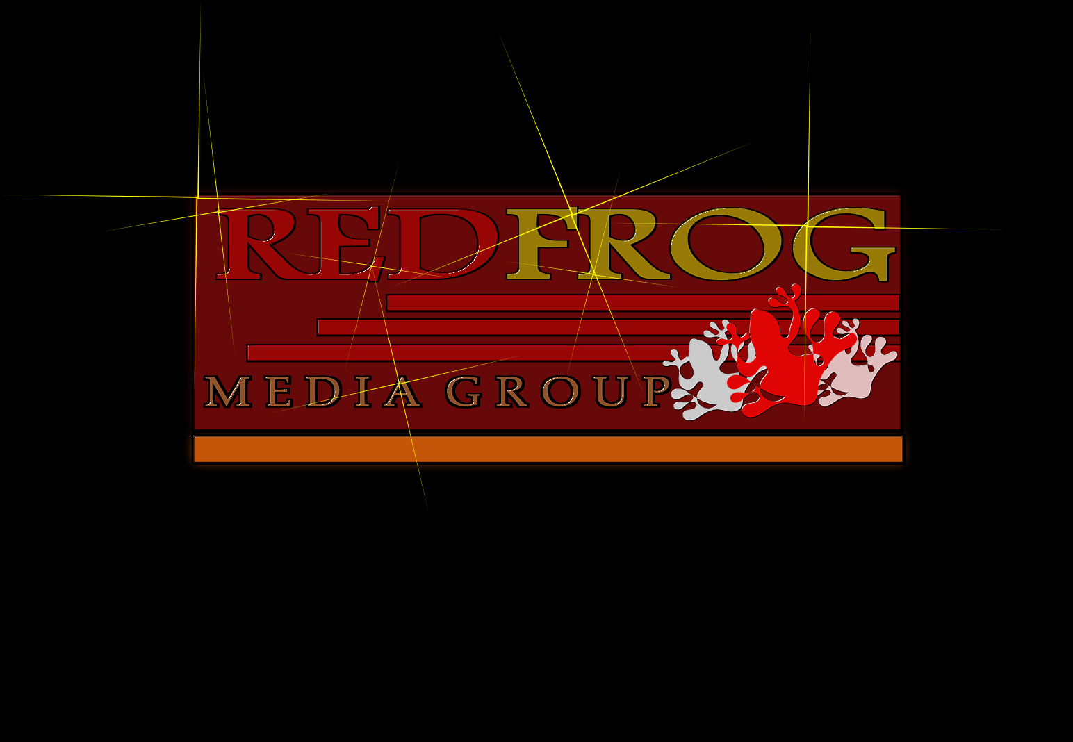 Logo Design by Joseph calunsag Cagaanan - Entry No. 23 in the Logo Design Contest New Logo Design for Red Frog Media Group.