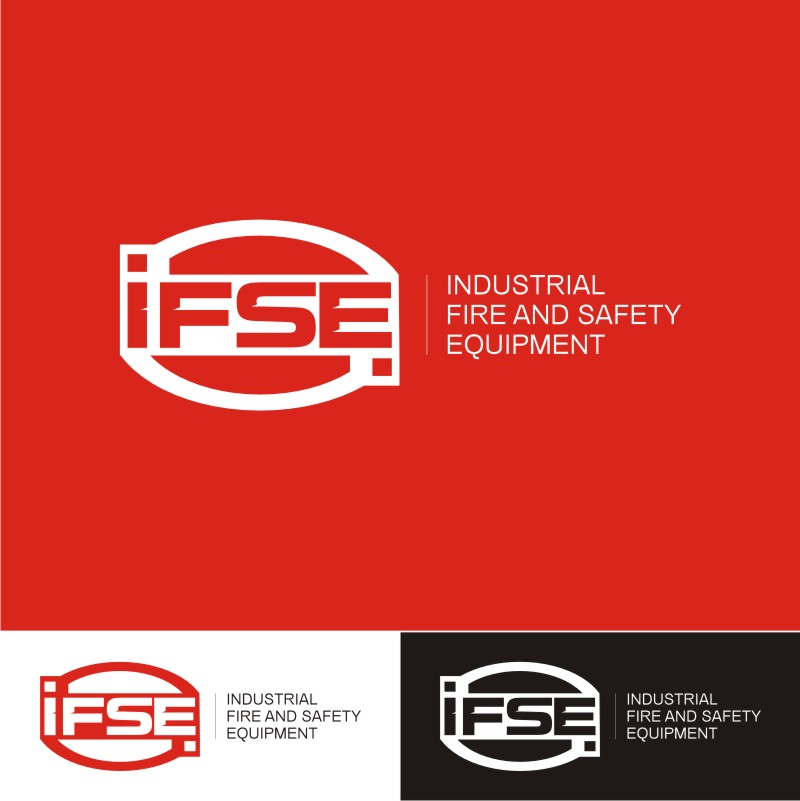 Logo Design by Private User - Entry No. 147 in the Logo Design Contest New Logo Design for Industrial Fire and Safety Equipment, Inc..