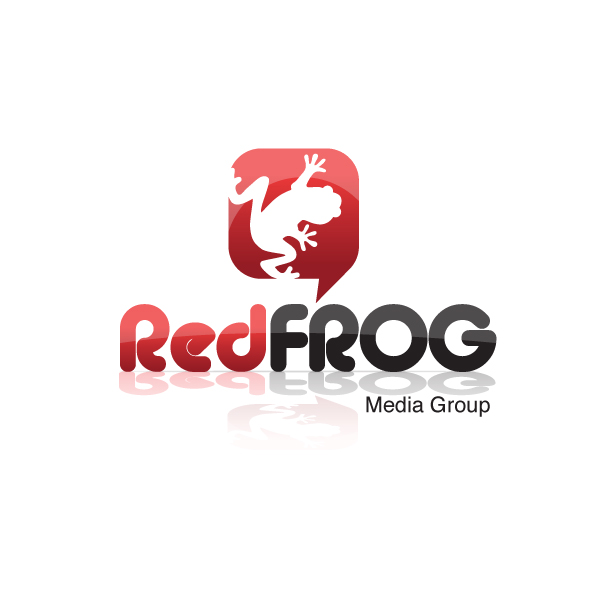 Logo Design by storm - Entry No. 26 in the Logo Design Contest New Logo Design for Red Frog Media Group.