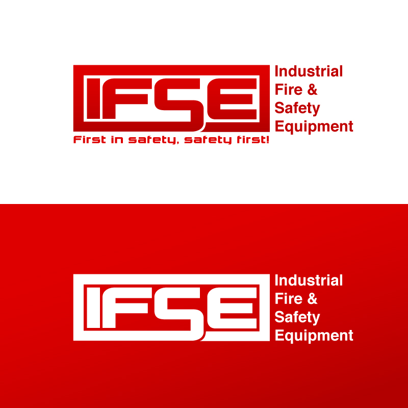 Logo Design by trav - Entry No. 155 in the Logo Design Contest New Logo Design for Industrial Fire and Safety Equipment, Inc..