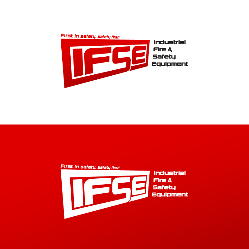 Logo Design by trav - Entry No. 156 in the Logo Design Contest New Logo Design for Industrial Fire and Safety Equipment, Inc..