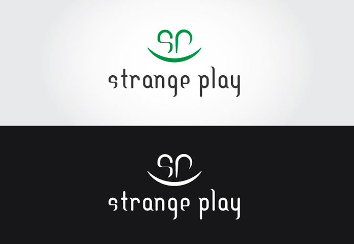 Logo Design by thanhsugar - Entry No. 124 in the Logo Design Contest Strange Play Logo Design.