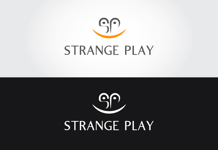 Logo Design by thanhsugar - Entry No. 125 in the Logo Design Contest Strange Play Logo Design.