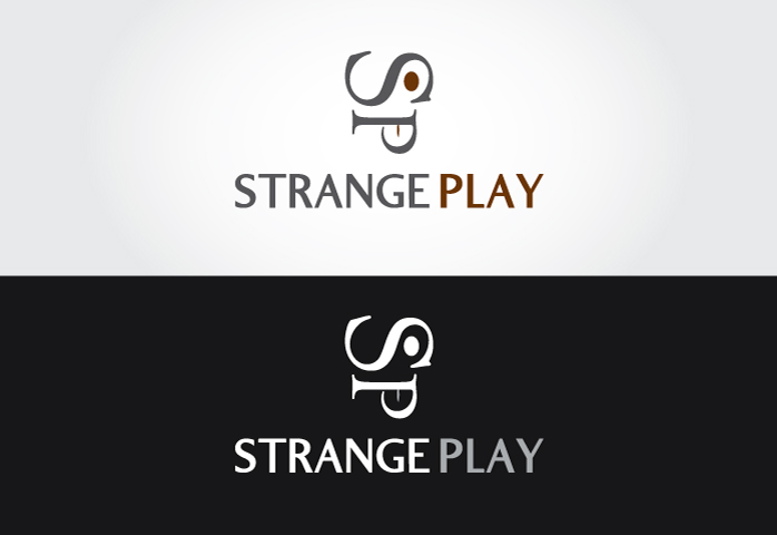 Logo Design by thanhsugar - Entry No. 126 in the Logo Design Contest Strange Play Logo Design.