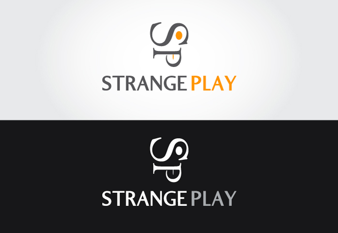 Logo Design by thanhsugar - Entry No. 127 in the Logo Design Contest Strange Play Logo Design.