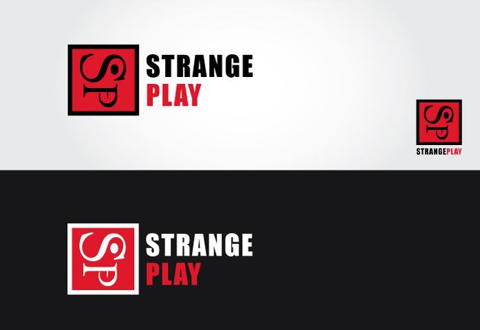 Logo Design by thanhsugar - Entry No. 128 in the Logo Design Contest Strange Play Logo Design.