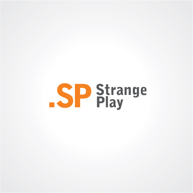 Logo Design by vdhadse - Entry No. 131 in the Logo Design Contest Strange Play Logo Design.